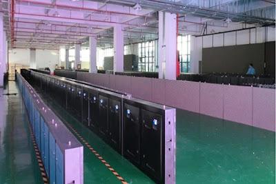 Công ty lắp đặt màn hình led p3 cabinet chính hãng tại quận 2