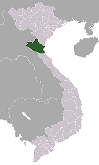 ベトナム・ゲアン省