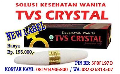 Jual TVS Crystal Perapat Vagina Di Bojonegoro (WA) 082326813507