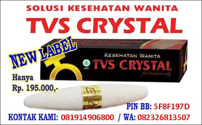 Jual TVS Crystal Perapat Vagina Di Banyuwangi (WA) 082326813507