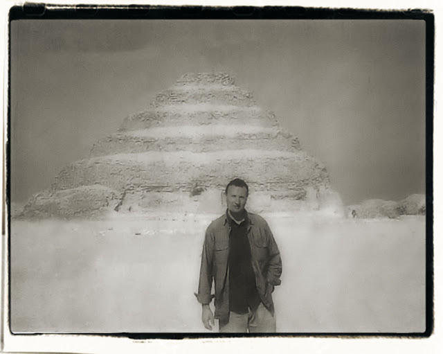 Pirámide Escalonada del faraón Zoser