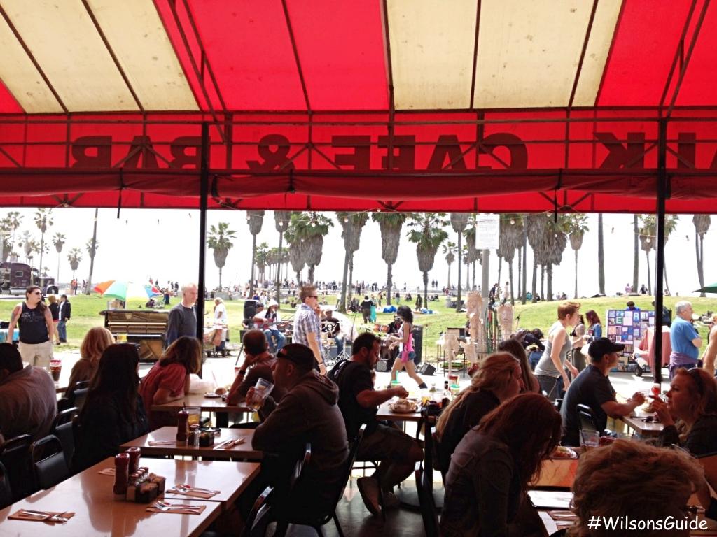 Sidewalk Cafe Venice Ca