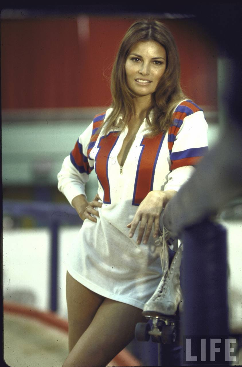 Rolling With Raquel Welch In Kansas City Bomber