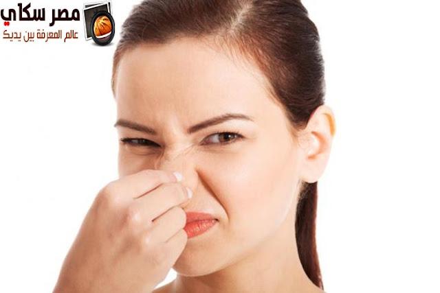 كيف تتخلصين من رائحة الجلد والعرق المزعجة ؟