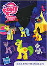 My Little Pony Wave 8 Mosely Orange Blind Bag Card