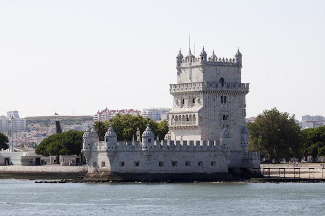 Crociera sul fiume Tejo-Torre di Belem-Lisbona