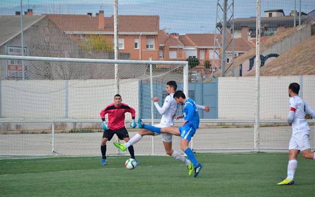 El CD Illescas no pudo pasar del empate frente al ALmagro, perole permite seguir manteniendo objetivos. IMAGEN FACEBOOK CD ILLESCAS