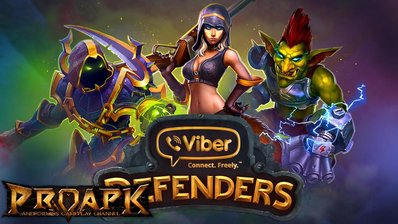 Viber Defenders