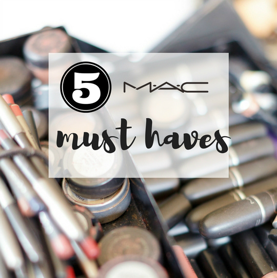 Mac products every woman should own