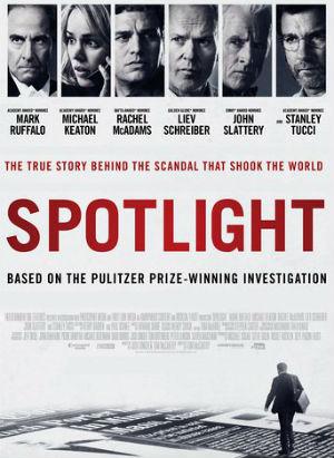 Filme Poster Spotlight – Segredos Revelados HDRip XviD & RMVB Legendado