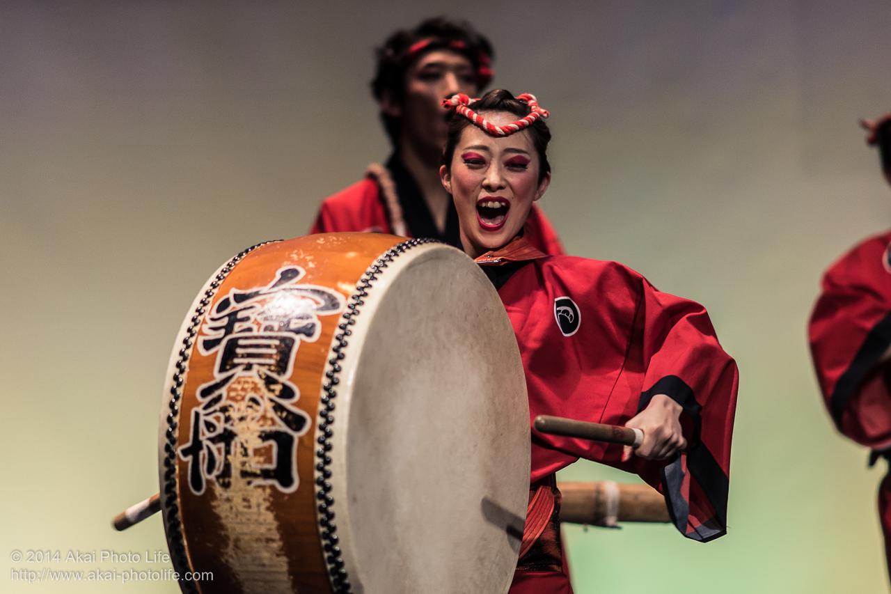 創作舞踊集団 寶船 20周年記念公演 純粋な意図2014 野口 未央