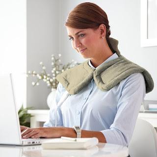 Sunbeam Shoulder Wrap Heating Pad Reviewed