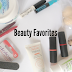 Beauty Favorites #6