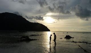 Dalum Bay, Koh Phi Phi.