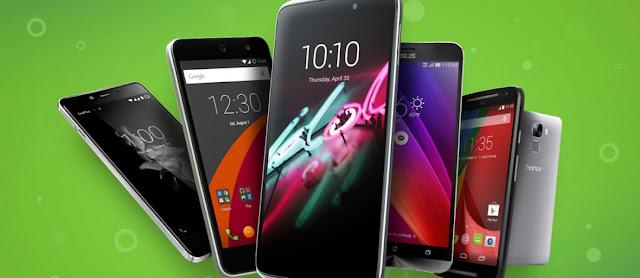 21 Hp Android Murah Terbaik Ram 2 GB 4G Terbaru Pilihan