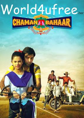 Chaman Bahaar 2020 Hindi 480p WEB HDRip 350Mb x264