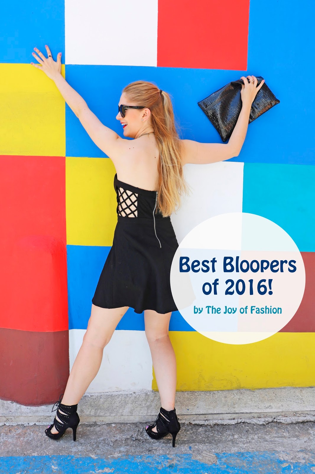 Click through for the best bloopers from 2016!