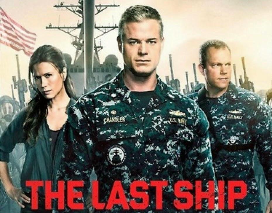 The Last Ship Serie