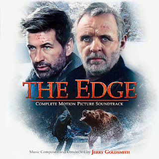 the edge soundtrack cover jerry goldsmith alternate complete