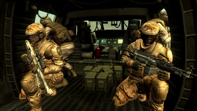 Download Tom Clancy's Ghost Recon Advanced Warfighter 1 PC Gameplay