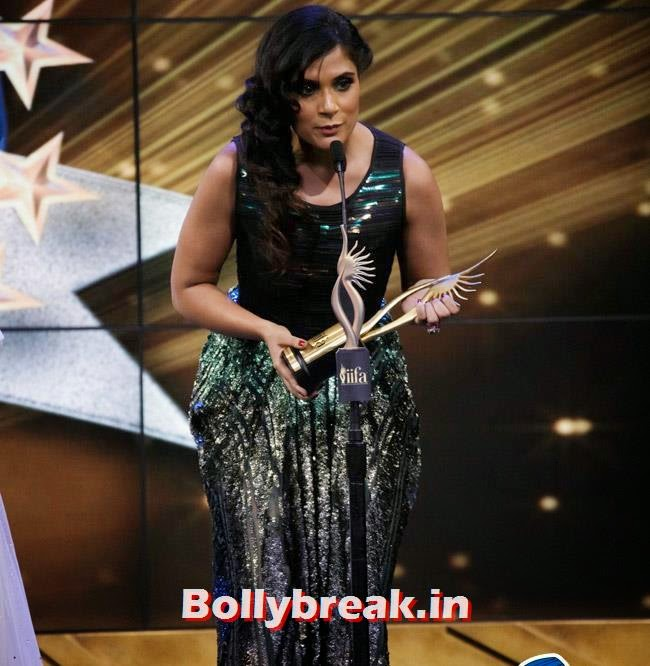 Richa Chadda, IIFA Awards 2014 Pics