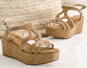 sandalias primavera verano 2016 Gloria Ortiz