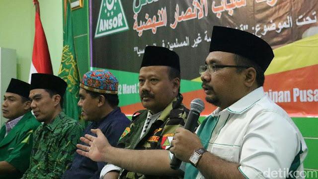 Revisi UU MD3 yang Baru Disahkan Dengan Mudah Dapat Kriminalisasi Warga, LBH GP Ansor Akan Ajukan Uji Materi ke Mahkamah Konstitusi