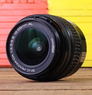 Jual Lensa Pentax 18-55mm