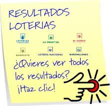 resultados loterias