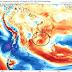 Marinha alerta para possível formação de ciclone na costa do ES