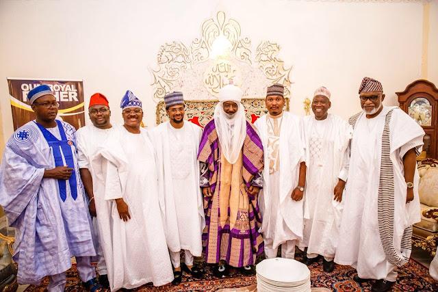 Image result for Fatima Ganduje Weds Abolaji Ajimobi