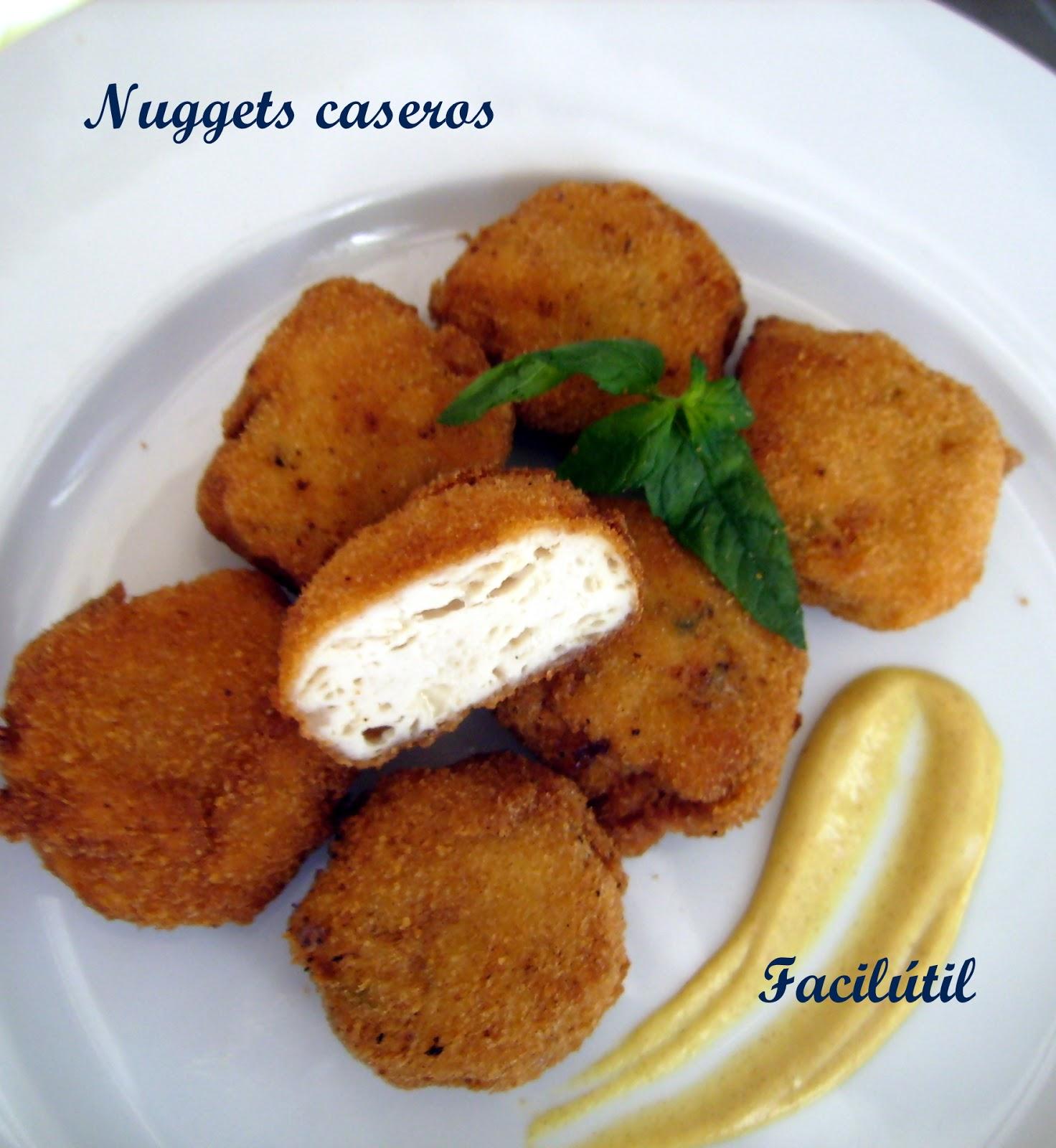 Nuggets Que Son: Facilútil: Nuggets Caseros