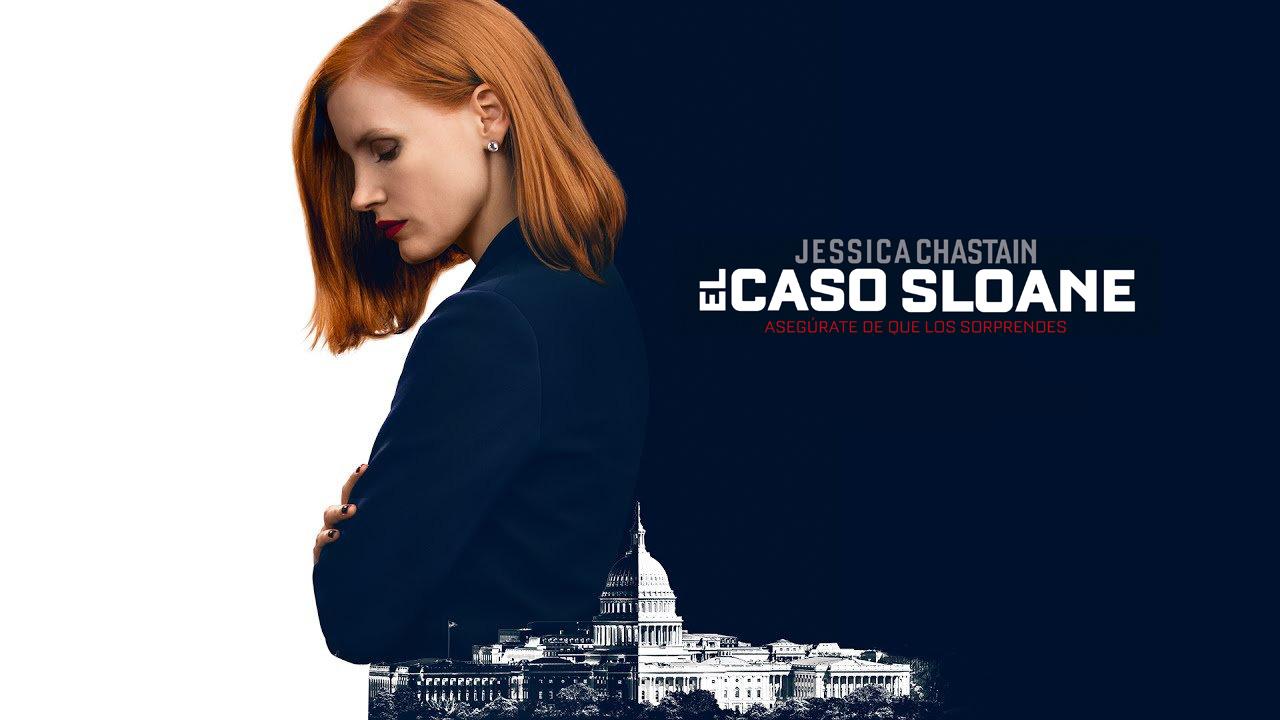 EL CASO SLOANE - Poster pelicula