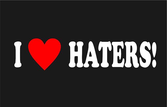 Kata Kata Maafkan Haters