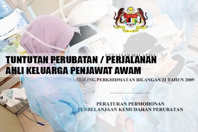 Tuntutan Perjalanan Bagi Tujuan Perubatan Ahli Keluarga Penjawat Awam Berita Malay Hari Ini