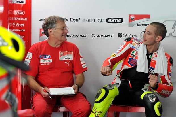 Ducati : Marquez Atau Lorenzo Yang Kami Inginkan, Bukan Rossi