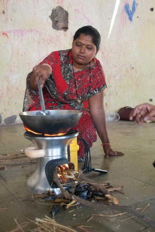 Gardening Along The Creek The Ultimate Rocket Stove