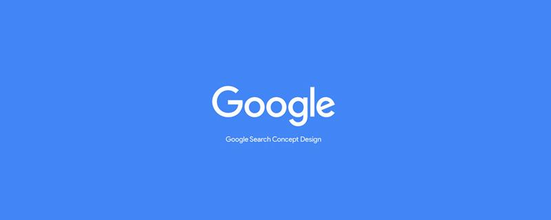 ¿Cómo sería el rediseño de Google?