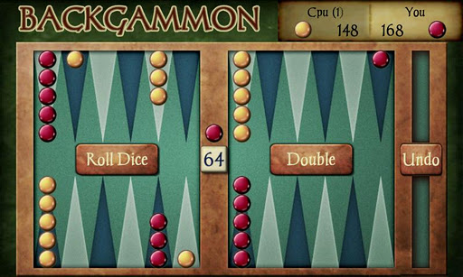 On Line Backgammon