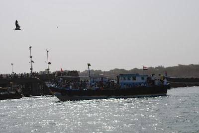 dock at bet dwarka
