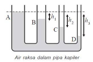 Air Raksa dalam Pipa Kapiler