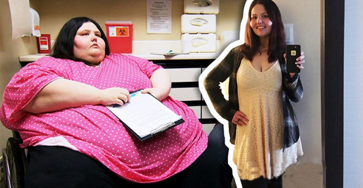 """""""With  705 lbs, I Did Not Go Out Of The House,"""" The Transformation Of This Obese Young Woman Is Exceptional"""