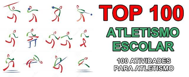 100 atividades para Atletismo Escolar