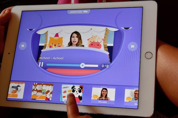 Lingokids: una app per imparare l'inglese divertendosi