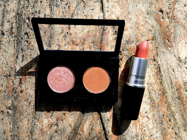 MY EVERYDAY MAKE-UP ESSENTIALS FROM MAC