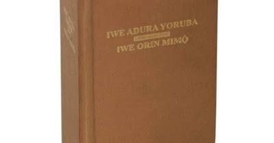 Yoruba Hymns Book