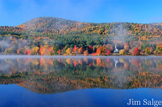 New England Fall Foliage Desktop Wallpaper The Prowling Bee The Morns Are Meeker Than They Were