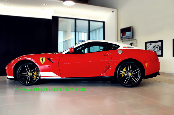 Ferrari 599 GTB 60F1 2012