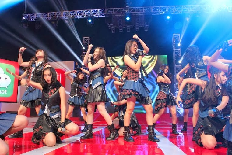 Jadwal Konser JKT48 2015
