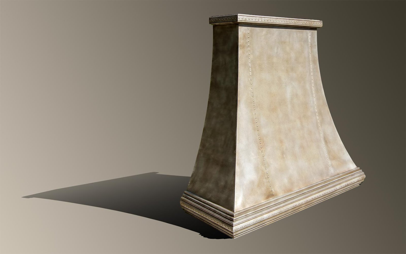 Add Flavor To Your Kitchen With Custom Range Hoods By Bastille Metal Works  if its hip its here